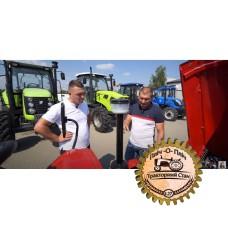 Тестування тракторів нашими партнерами!