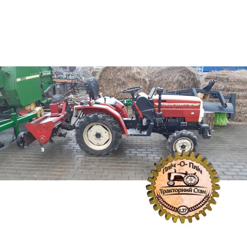 Трактор колесный MITSUBISHI MT 180 МT б/у