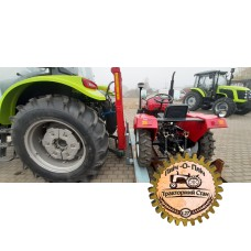 Погрузчик гидравлический вилочный PHW - 240/Т (на заднюю навеску трактора)
