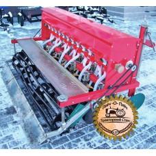 Сеялка зерновая 14-ти рядная (Китай)