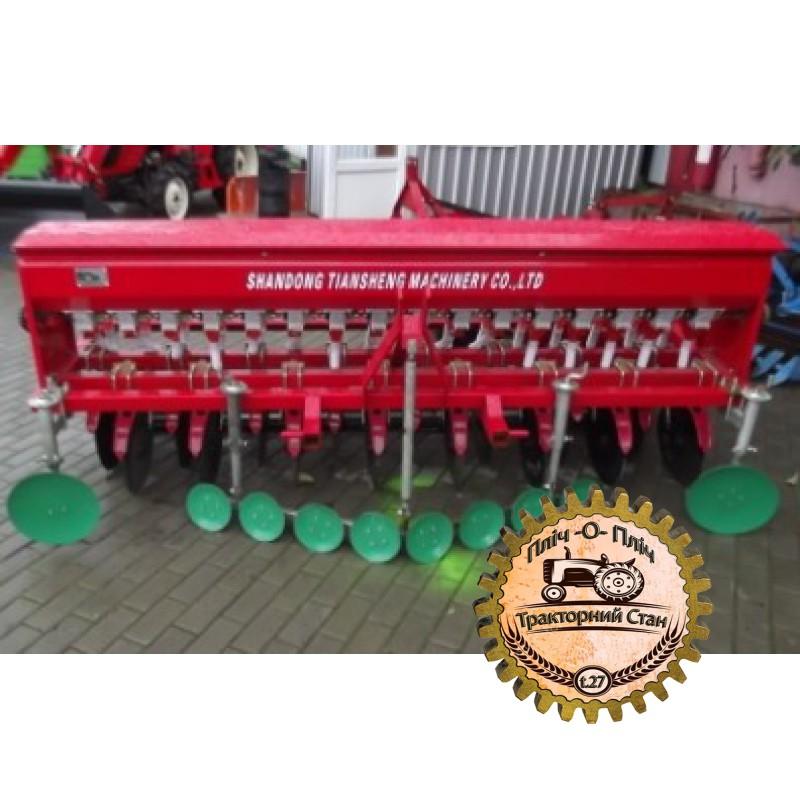 Сеялка зерновая 16-ти рядная (Китай)