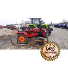 Мини-трактор Shifeng SF-244 (Шифенг SF-244) ременной б/у