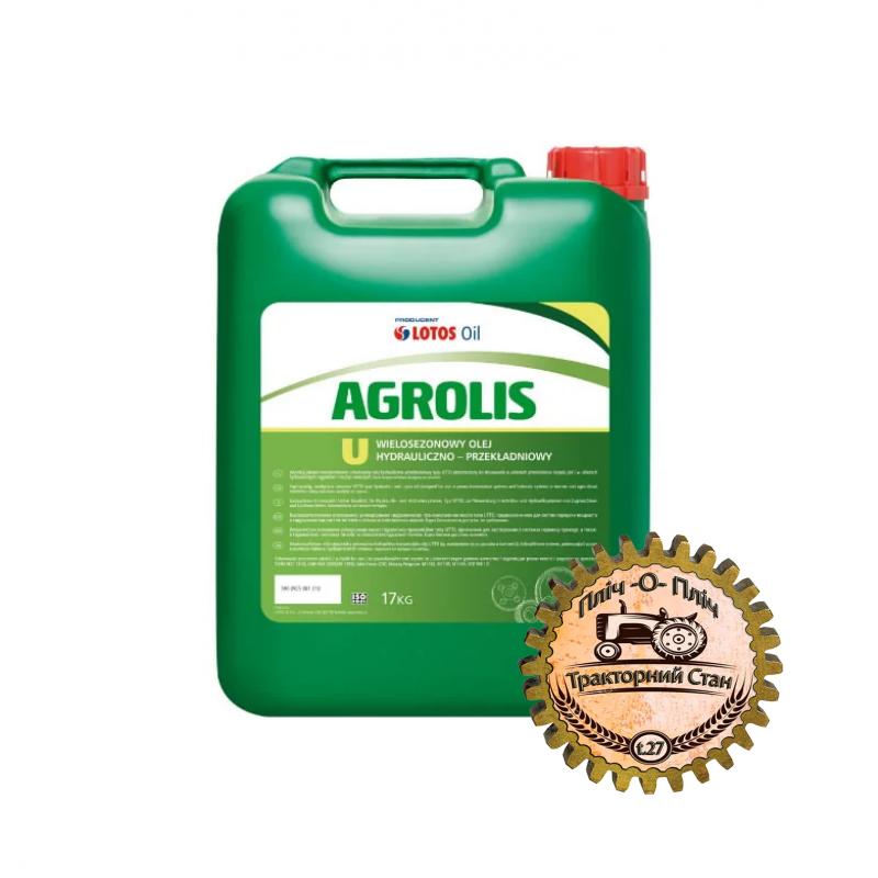 Гидротрансмиссионное масло Lotos Agrolis 17кг