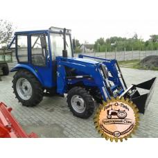 Фронтальный погрузчик челюстной на трактор Донгфенг-404