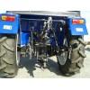 Мини-трактор Lovol/Foton TE-244 (Фотон-244) с кабиной, реверсом и широкими шинами