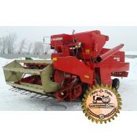 Комбайн зерноуборочный Sampo Rosenlew 360 б/у (Финляндия)