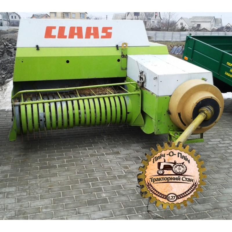 Пресс-подборщик Claas Markant 41 б/у (Франция)