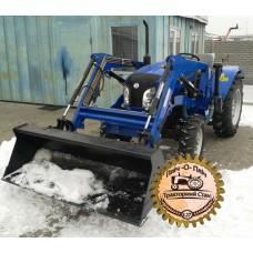 Фронтальный погрузчик FEL-400 на трактор Донгфенг-404