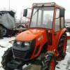 Трактор Kioti-DS4510 (Киоти-DS4510) с украинской кабиной