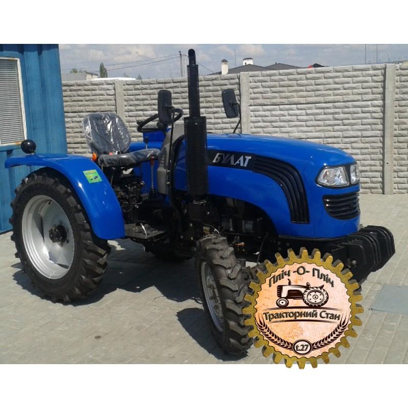 Мини-трактор Bulat-244.4 (Булат-244.4)