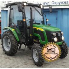 Мини-трактор Zoomlion/Detank RF-354BC (Зумлион/Детанк RF-354BC) с кабиной