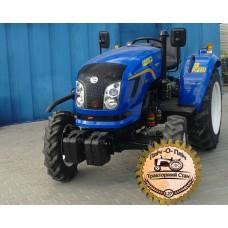 Мини-трактор Dongfeng-244D (Донгфенг-244D) с широкими шинами