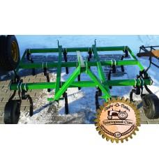 Культиватор пружинный сплошной обработки 1,8 м навесной (Bomet,Польша)