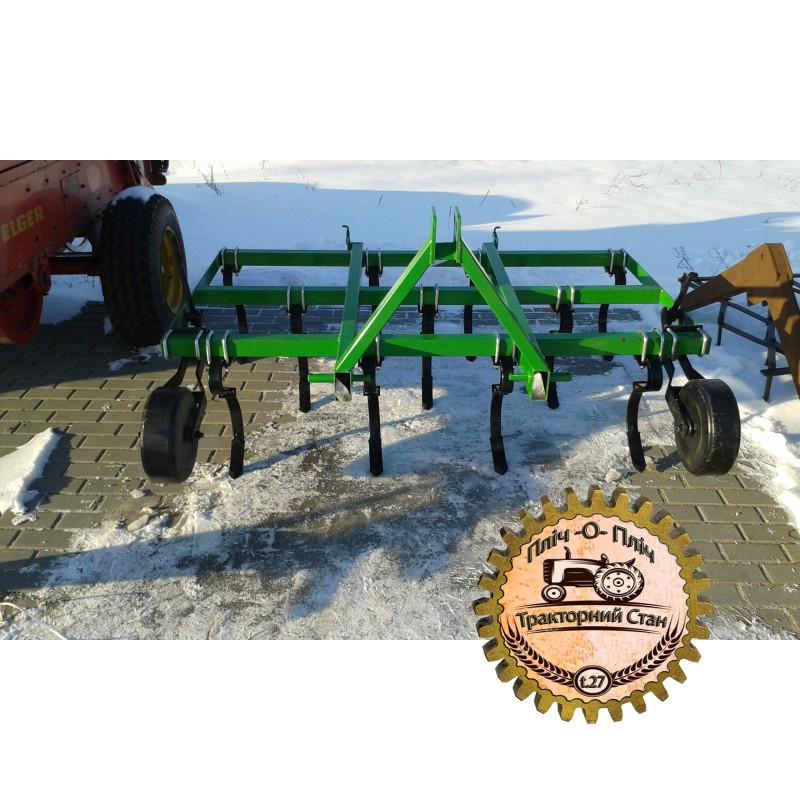 Культиватор пружинный сплошной обработки 2,1 м навесной (Bomet,Польша)