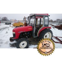 Мини-трактор Jinma JM 404 (кабина с отоплением) Б/У