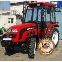 Трактор LOVOL ТВ 454 PLUS (Фотон ТВ-454) с кабиной и реверсом